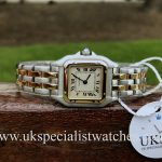 Cartier Panthere Ladies Steel & Gold 1120
