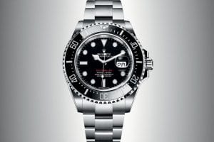"The All New 2017 Rolex Oyster Perpetual Sea-Dweller ""Red Writing""."