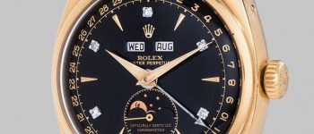 bao dai rolex watch sells for over 5 million dollars