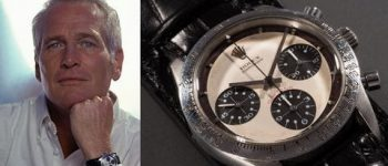 Famous Paul Newman Rolex Daytona Set To Achieve $1m+ At Auction