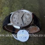 UK Specialist Watches have a solid platinum A. Lange & Söhne - 206.025 1815 -