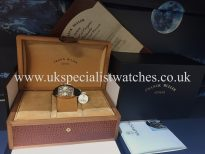 UK Specialist Watches have an 18ct Rose Gold Franck Muller conquistador 8005cc Chronograph with box and papers.
