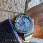 UK Specialist Watches have a unisex Hublot Big Bang Madre Perla - Diamond Bezel - 341.SG.600.LS.114