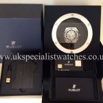 UK Specialist Watches have a Hublot King Power Unico Titanium - 701 NX 0170 RX