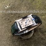 UK Specialist Watches have a Cartier Tank Basculante Reverso 2405