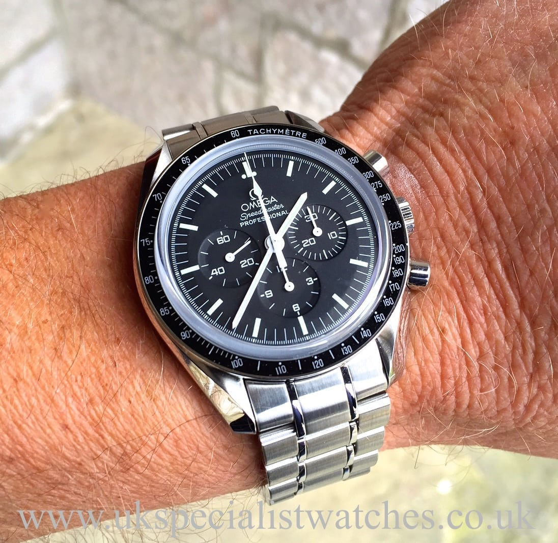Omega Speedmaster Moonwatch - 42mm - 3573.50.00