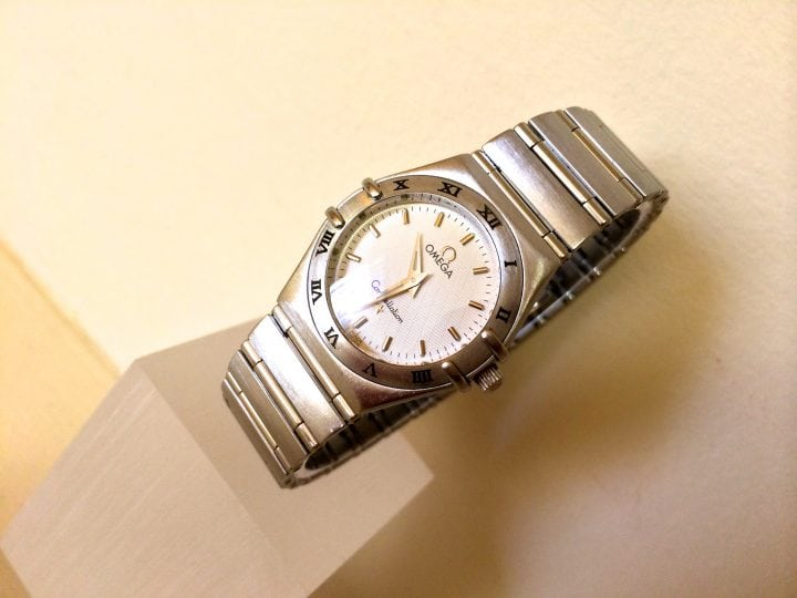 omega ladies constellation