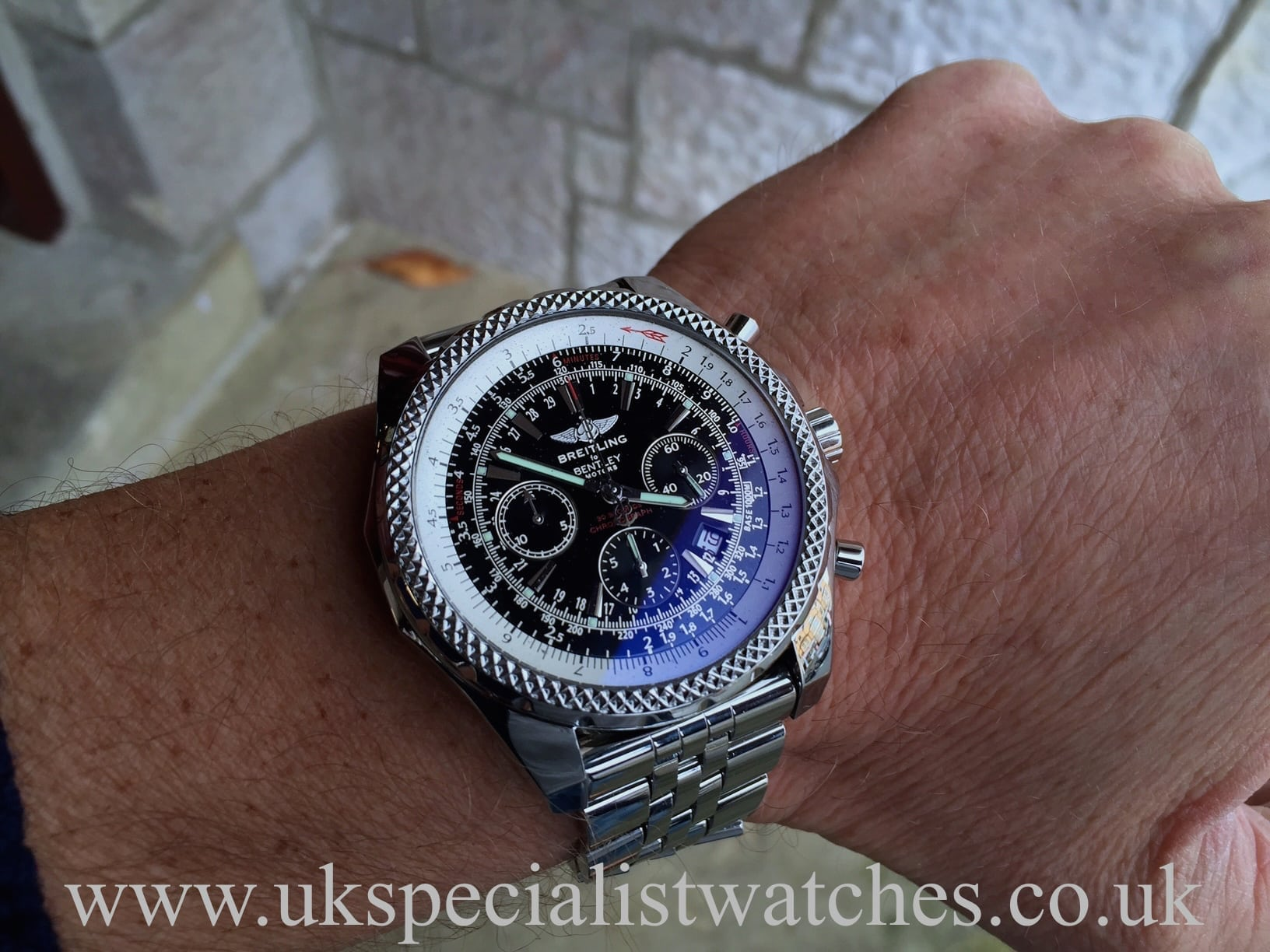 breitling chronograph s davidsw motors special maxresdefault wrist watch today on edition bentley gmt