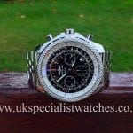 UK specialist watches have a stunning Breitling Bentley Motors Special Edition - A25362