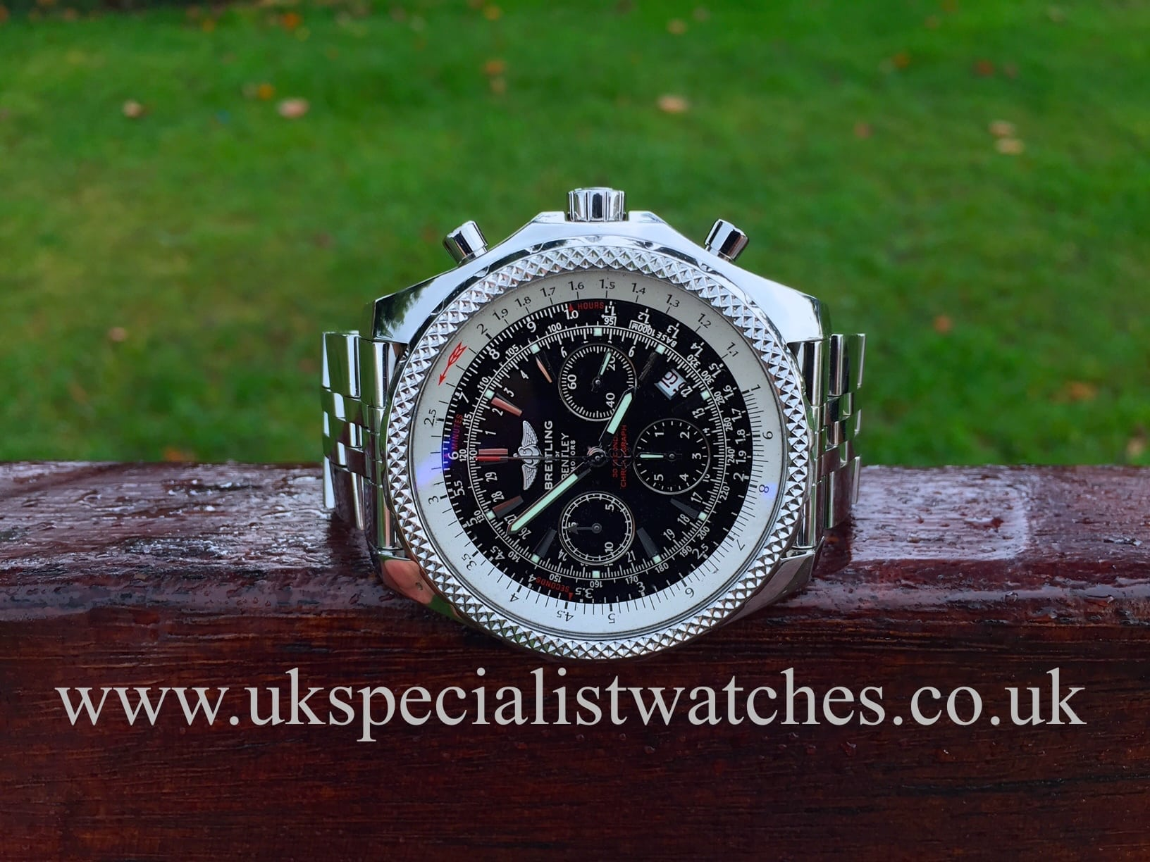 stunning specialist motors bentley special watches shop edition rolex sold a uk breitling recently have