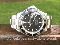 "Rolex Submariner Date 16800 ""Mark II"" Transitional Dial"