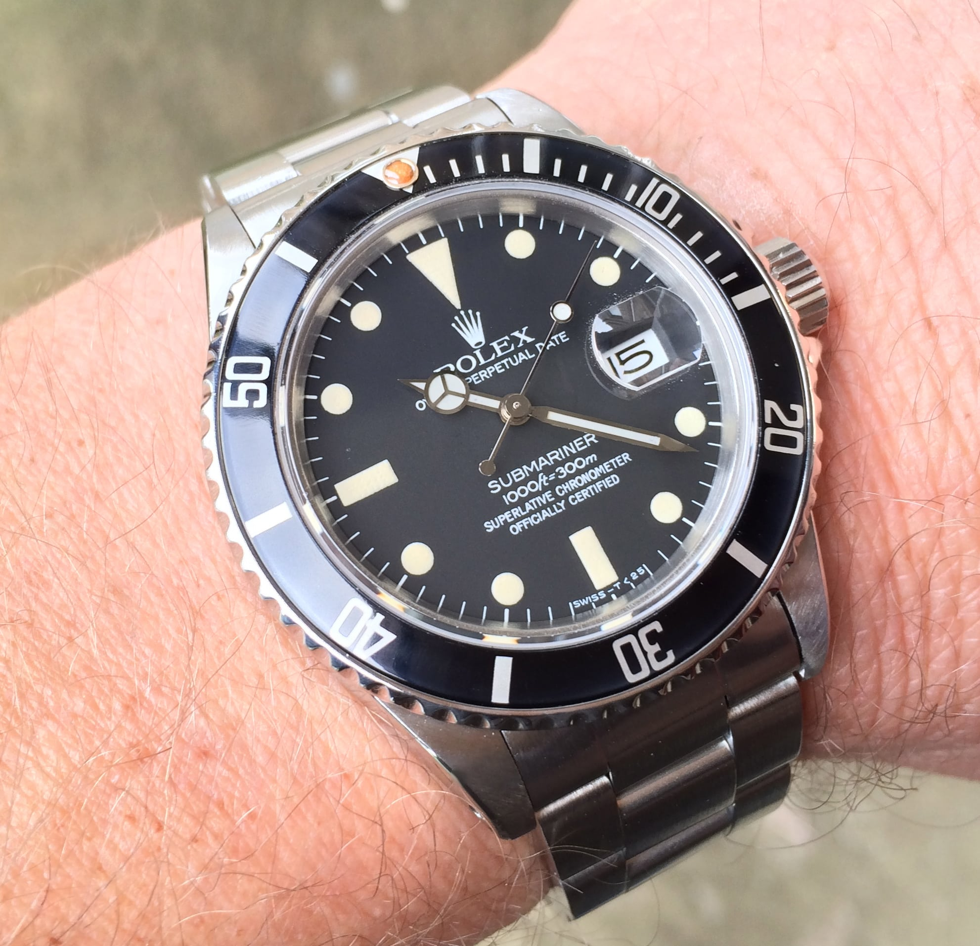 dating rolex submariner Rolex submariner watches - buy now guaranteed 100% authentic with free shipping at authenticwatchescom.