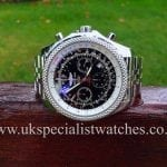 UK specialist watches have a stunning Bentley Motors Special Edition Breitling - A25362