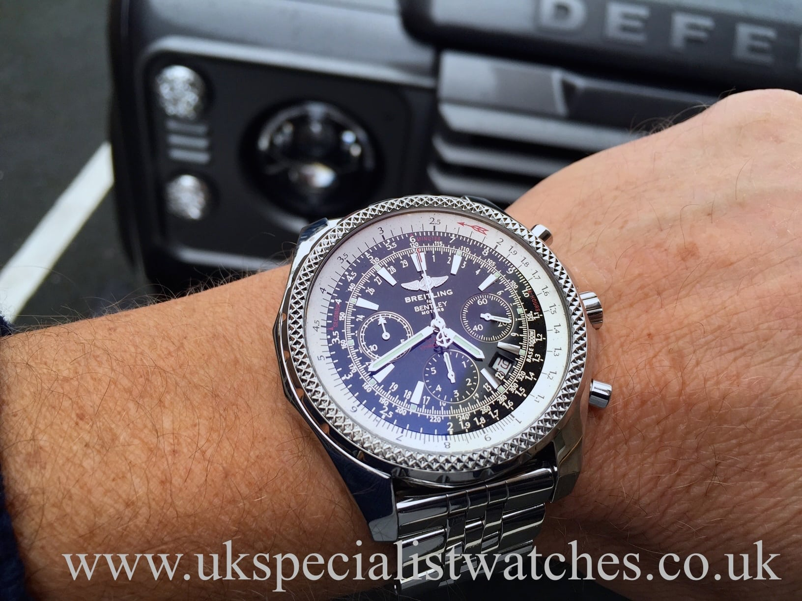 special edition motors black s breitling product chronograph dial bentley