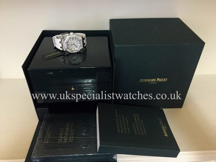 UK Specialist Watches have a new model AP Lady Offshore.