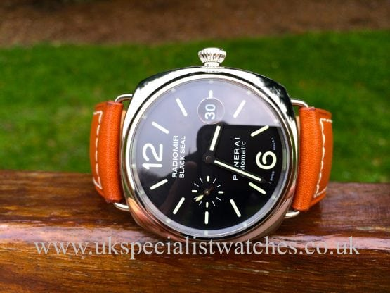 For salePanerai Radiomir Blackseal PAM 287