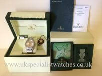 For sale at UK Specialist Watches Rolex Datejust Gents 36mm-Oyster Bracelet