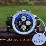 UK Specialist Watches have a rare Breitling Navitimer 01 Limited edition AB012112