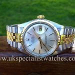 For sale at UK Specialist Watches Rolex Datejust 1601 Vintage