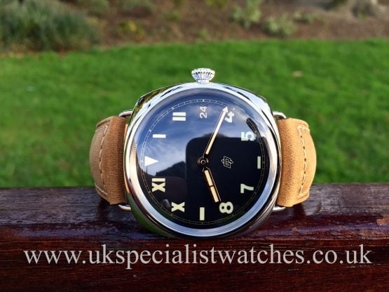 UK Specialist Watches have an unworn Panerai Radiomir California Steel Pam 424