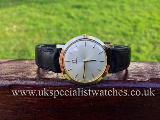 UK Specialist Watches have Omega Carrure Lunette 1962 Vintage