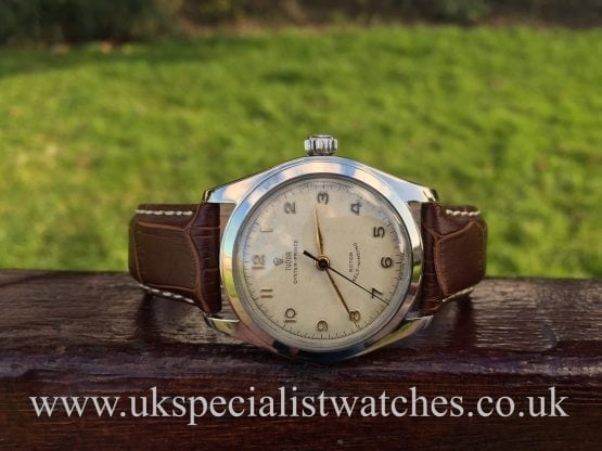 UK Specialist Watches have a rare Tudor Oyster Prince 7809 Vintage dated 1952
