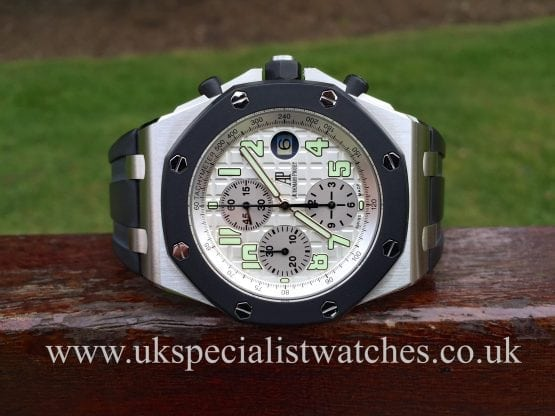UK Specialist Watches have a brand new unworn Audemars Piguet Royal Oak Offshore 25940SK.OO.D002CA.02.A