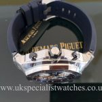 UK Specialist Watches have a Audemars Piguet Royal Oak Offshore Navy - 26470ST.OO.A027CA.01 - NEW
