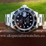 Stunning vintage Rolex Submariner 16800 dating back to 1982. Absolutely immaculate.
