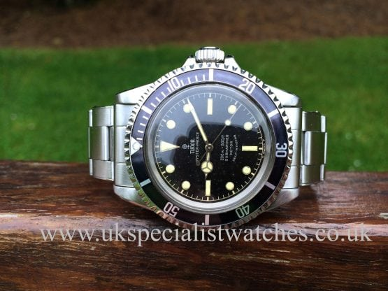 1965 Tudor Submariner Vintage 7928