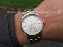Rolex Oyster 1969 Vintage Steel & Gold 1002