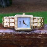 Piaget Lady Protocole 18 ct Gold 5354-M601D