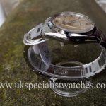 Rolex Air king Precision 5500 Vintage 1982 - Silver Baton Dial