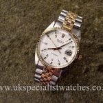 UK Specialist watches have a 1968 vintage Rolex Oysterdate precision in absolutely beautiful condition