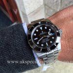 New model Rolex Submariner Ceramic - 116610LN - Stainless Steel