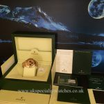 UK Specialist Watches have a Rose Gold Rolex Daytona 116505