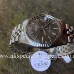 Rolex Datejust 1603 – Pan Step Dial – Stainless Steel – Vintage 1970