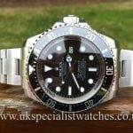 Rolex Sea-Dweller 44mm Deepsea 116660