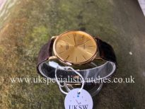Rolex Cellini – Gents – 18ct Yelllow Gold – 5112/8