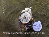 UK Specialist Watches have a Rolex Lady Datejust - Steel & 18ct Gold - Jubilee Dial - 69173