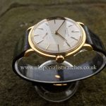 UK Specialist Watches have a vintage 1958 Patek Philippe Calatrava 3415 in 18ct Gold.
