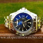 Breitling Galactic 41Gents Stainless Steel-NEW- A49350L2 / BA07