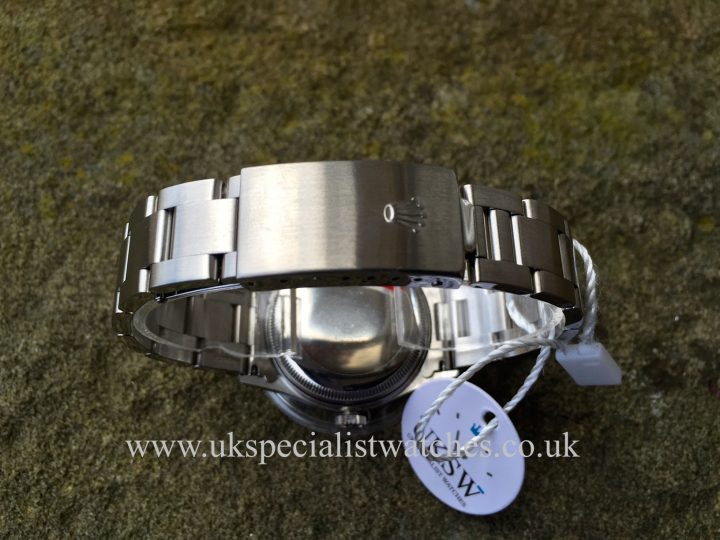 UK Specialist Watches have a vintage 1954 Rolex Oyster Perpetual semi bubbleback 6332.
