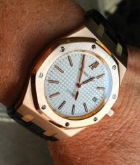 AUDEMARS PIGUET Rose Gold Royal Oak