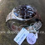 UK Specialist Watches have a brand new Rolex Deepsea Sea-Dweller 116660 Black