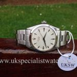 UK Specialist Watches have a rare vintage Rolex Oyster Brevet+ 6422.
