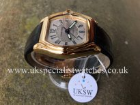 UK Specialist Watches have a Cartier Roadster Gents -18ct Yellow Gold – 2524
