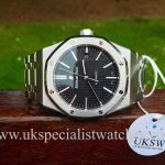 UK Specialist Watches have a 41mm stainless steel Audemars Piguet Royal Oak 15400ST.OO.1220ST.01