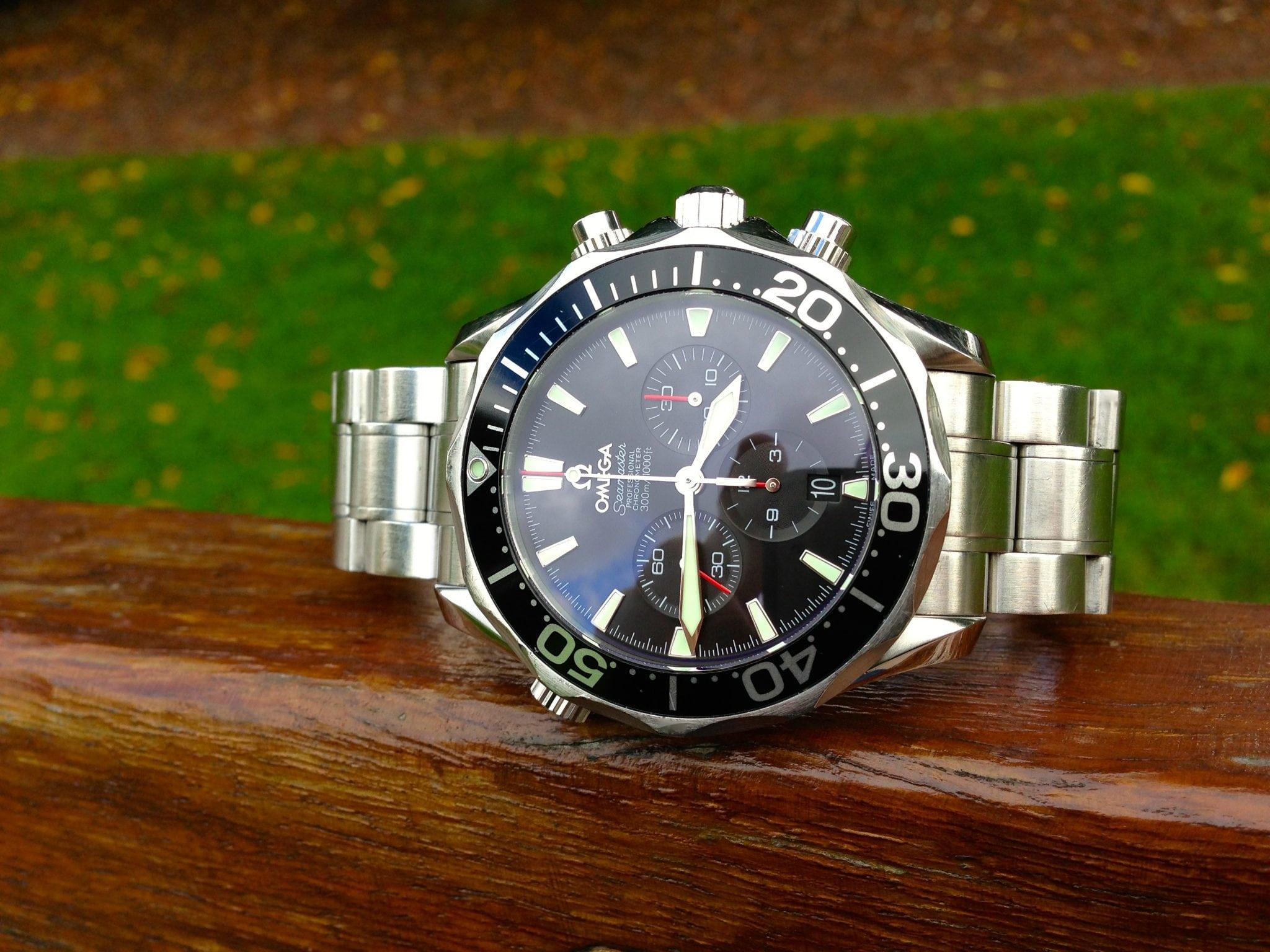 Omega Seamaster 300m Chrono Diver. ref 25945200