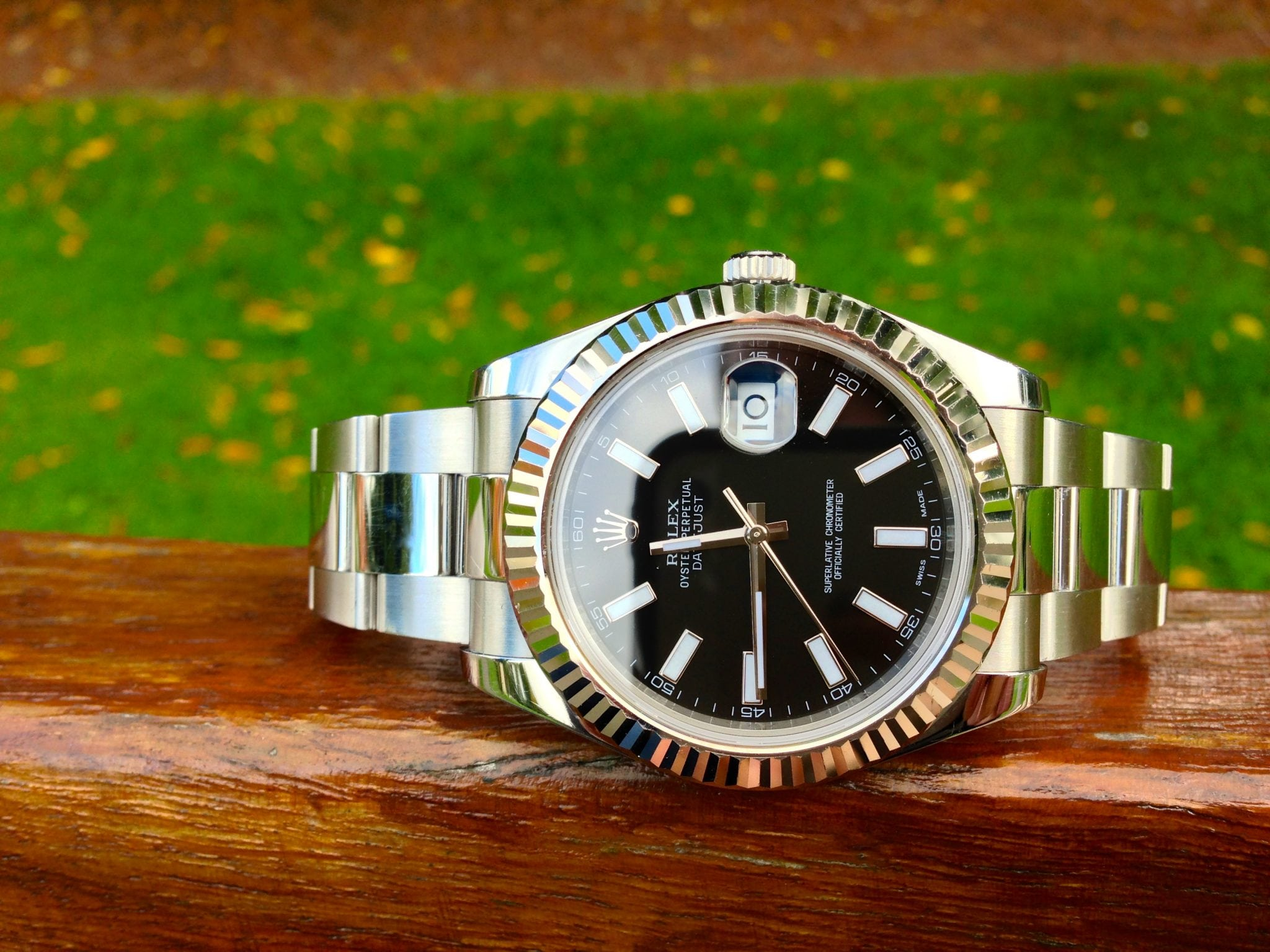 Rolex Datejust 2 large size''41mm'' ref 116334